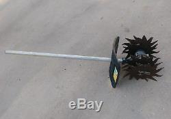 Stihl BF-KM Mini garden Tiller Cultivator 4 Blade attachment