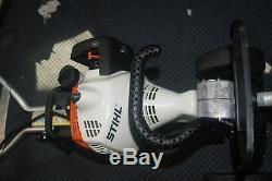 Stihl Mm55 Gas Powered Cultivator-tiller