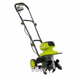 Sun Joe 40V 12 Electric Cordless Garden Tiller/Cultivator