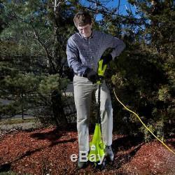 Sun Joe Aardvark 2.5 AMP Electric Cultivator Green