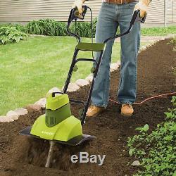 Sun Joe Electric Garden Tiller/Cultivator