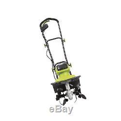 Sun Joe ION12TL-CT 40V 4-Amp Brushless Motor 12 Cordless Tiller + Cultivator