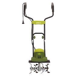Sun Joe TJ600E Electric Garden Tiller/Cultivator, 14-Inch, 6.5 Amp