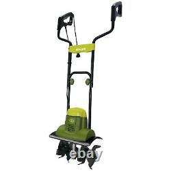 Sun Joe TJ600E Electric Garden Tiller/Cultivator 14-Inch 6.5 Amp