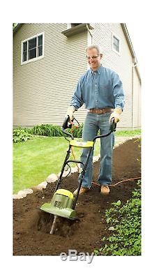 Sun Joe TJ600E Tiller Joe Garden 14-Inch 65 amp Electric Tiller/Cultivator