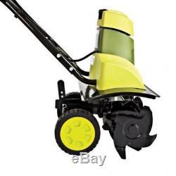 Sun Joe TJ601E Electric Garden Tiller/Cultivator 18-Inch 9 Amp
