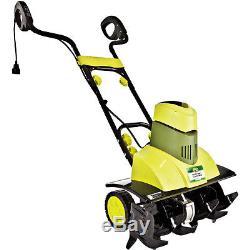 Sun Joe TJ601E Tiller Joe Max 9-AMP Electric Garden Tiller / Cultivator