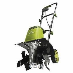 Sun Joe TJ602E 120V 12 Electric Corded Garden Tiller/Cultivator