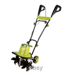 Sun Joe TJ603E Electric Garden Tiller/Cultivator, 16-Inch 12 Amp