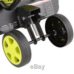 Sun Joe TJ604E 13.5-Amp 16 in. Electric Tiller/Cultivator with 5.5 in. Wheels
