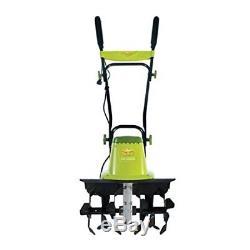 Sun Joe TJ604E 16-Inch 13.5 AMP Electric Garden Tiller/Cultivator