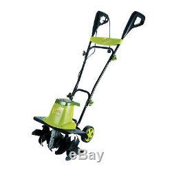 Sun Joe TJ604E Electric Garden Tiller/Cultivator 16-Inch 13.5 Amp