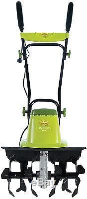Sun Joe Tiller Joe 16-inch 12-AMP Electric Garden Tiller Cultivator