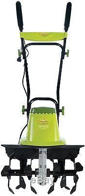 Sun Joe Tiller Joe 16-inch 12-AMP Electric Garden Tiller Cultivator New