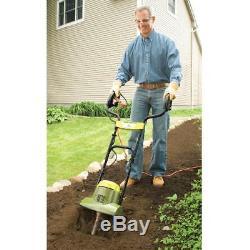 Sun Joe Tiller Joe Electric Garden Tiller/Cultivator
