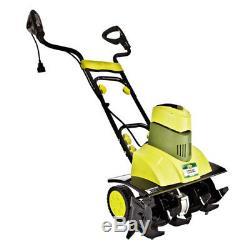 Sun Joe Tiller Joe Max 9 Amp Electric Garden Tiller/Cultivator TJ601E NEW