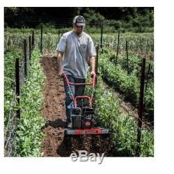 Tiller Cultivator 99cc Viper Engine Garden Tool Convenient Quiet-smooth Pull Rec