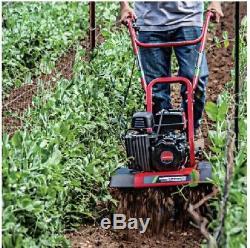 Tiller Cultivator Viper Engine Cleanup Ground Hugging Stability Farm Lawn Yard