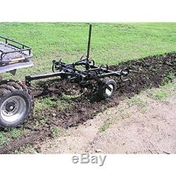 Tillers 48 ATV Tow-Behind Cultivator