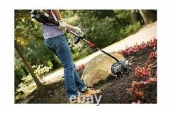 TrimmerPlus GC720 Garden Cultivator Attachment with Four Premium Tines for At