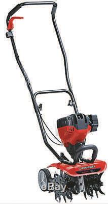 Troy-Bilt 21AK146G766 Garden Cultivator, 6 to 12 in W Max Tilling, 5 in D Max Ti