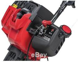Troy-Bilt 2-Cycle Gas Cultivator SpringAssist Technology Compact Lightweight New