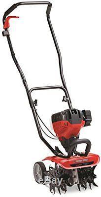 Troy-Bilt Front Tine 12-Inch 29cc Forward-Rotating Garden Tiller/Cultivator