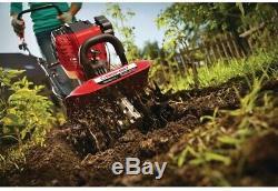 Troy-Bilt Gas Cultivator Soil Garden Lawn Landscape Outdoor 12 Inch 29cc 4 Cycle