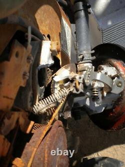 Troy-Bilt Horse Tecumseh Rototiller Cultivator Tiller Tractor