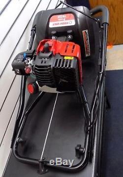 Troy-Bilt TB225 25cc 2-Cycle 10 Inch Gas Cultivator Yard Lawn Care Tool