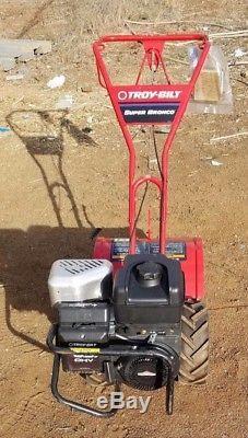 Troy built/Gardenway Roto Tiller, Garden Cultivator. 8Hp rear tine self propel