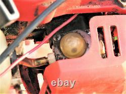 Used honda mantis tiller rotovator petrol engine allotment tool