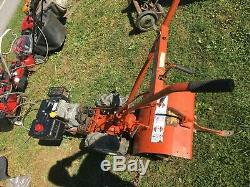 Vintage Ariens 8HP Rear Tine Tiller LOCAL PICK UP OR ARRANGED SHIPPING ONLY