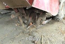 Vintage Rear Tine Tiller Troy-Bilt Horse Rototiller, Garden Cultivator, Works