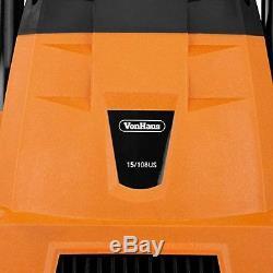 VonHaus 12.5 Inch 7 Amp Electric Garden Tiller & Cultivator
