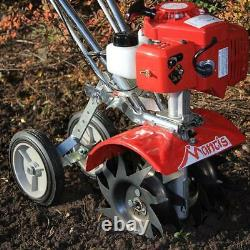 Wheel Set for all Tillers Mantis Replacement Adjustable Cultivator Wheels Duty