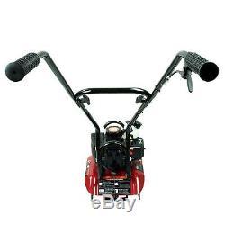 10in 43cc Gaz 2cycle Cultivateur Jardin Motoculteur Main Extérieur Équipement De Puissance Extérieure