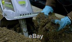11 Cultivateur De Barre De Jardin Électrique 8.5a Mini Yard Petite Puissance Handy Handy