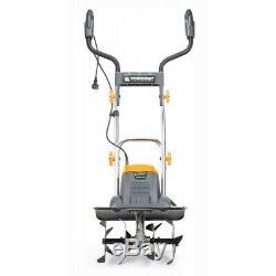 1700w Électrique Tiller Cultivateur Rotavator Jardin Machine Pelouse