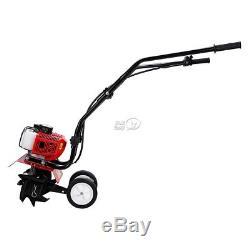 43cc Gaz Puissance 2-stroke Moteur Mini Cultivateur Pelouse Jardin Usine De Motoculteur
