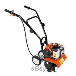 43cc Gaz Puissance Moteur Mini-barre Franche Cultivateur Jardin Jardin Tilling Machine Sol