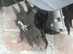 Artisan Mini Tiller Cultivateur 25cc Gaz 2-cycle Moteur
