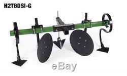 Attacheur De Cultivateur / Jardin Bedder / Hiller