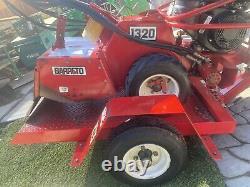 Barreto Hydraulique 1320 Roto Tiller Withtrailer