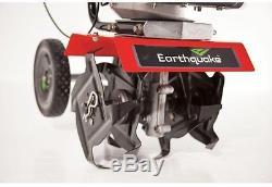 Cultivateur À Gaz, Tremblement De Terre 43cc 2-cycle, Motoculteur, Sol Aéré, Désherbage