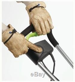 Cultivateur À Motoculteur Avec Motoculteur De 8,5 Ampoules, À Deux Lames En Acier, Gris, 22 Lb