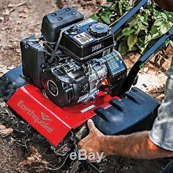 Cultivateur Avec Motoculteur Versa Avec Tremblement De Terre 20015 Et Viper E 4 Temps 99 CC