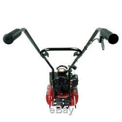 Cultivateur Cycle Benne À Gaz Jardin South Landengie Mini 43cc Sol Mantis 10 Po