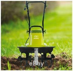 Cultivateur De Cultivateur De Cultivateur De Jardin Électrique, 16 Dents 13,5 Ampères 6 Dents Angulaires En Acier Durable