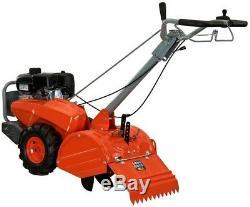 Cultivateur De Cultivateur De Jardin Yardmax 18 En 208cc À Gaz Double Rotation Arrière 4 Cycles